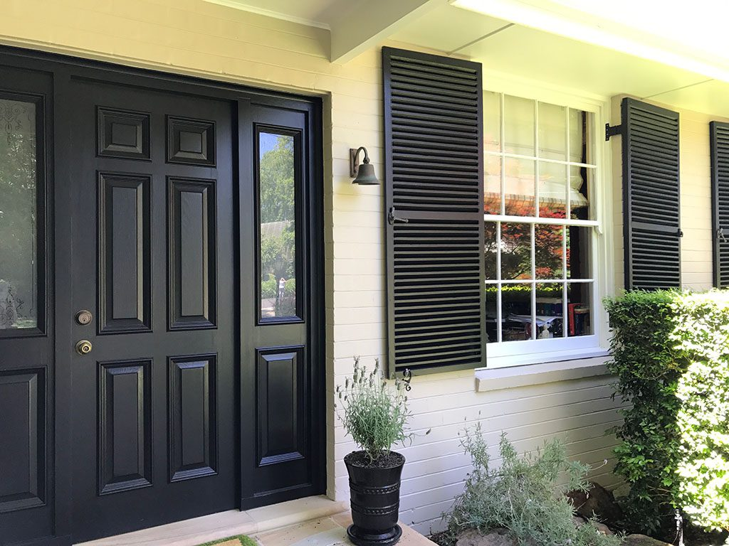 house painting Frenchs Forest