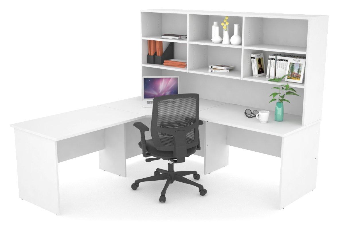 Choosing A Corner Desk For Office, Benefits Of Corner Office Desks