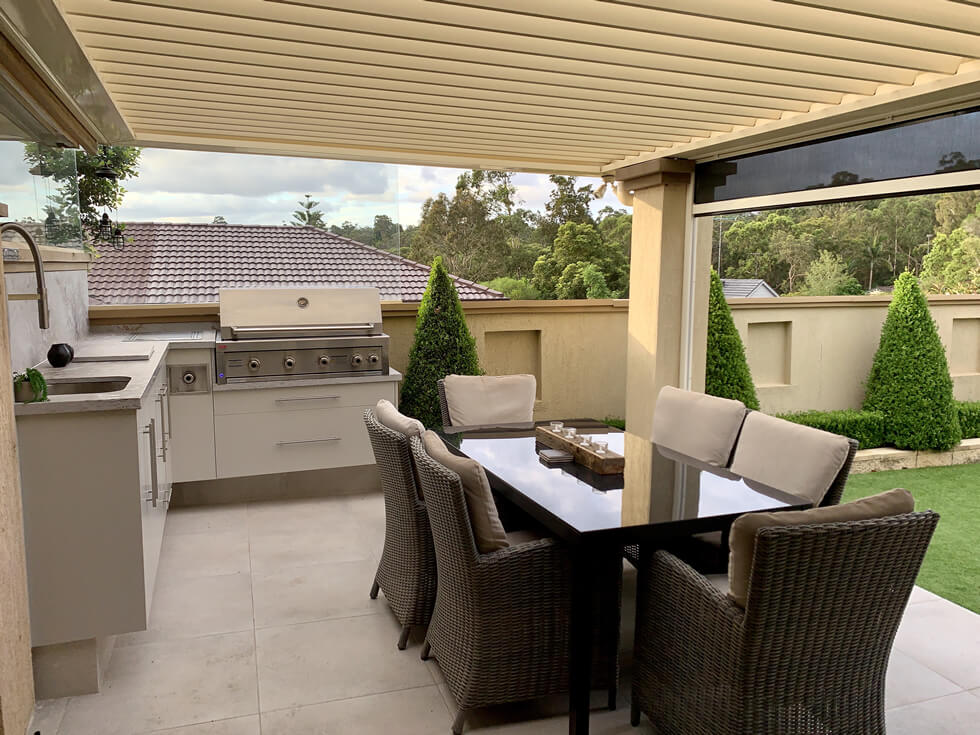 Why Prefer Outdoor Kitchens In Blacktown?