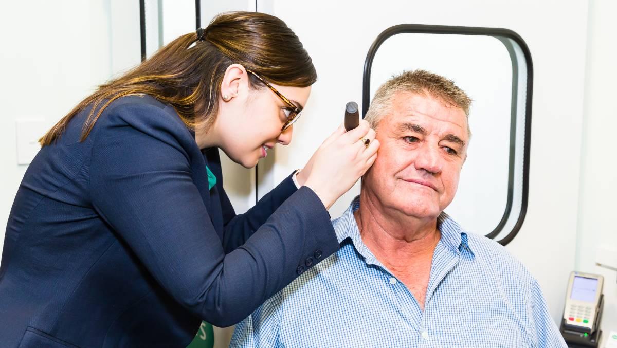 audiologist in Orange