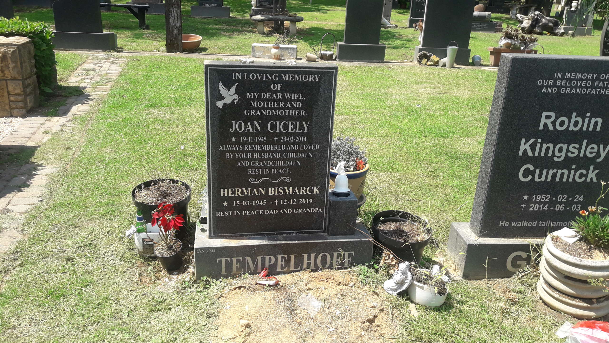 tombstone engraving