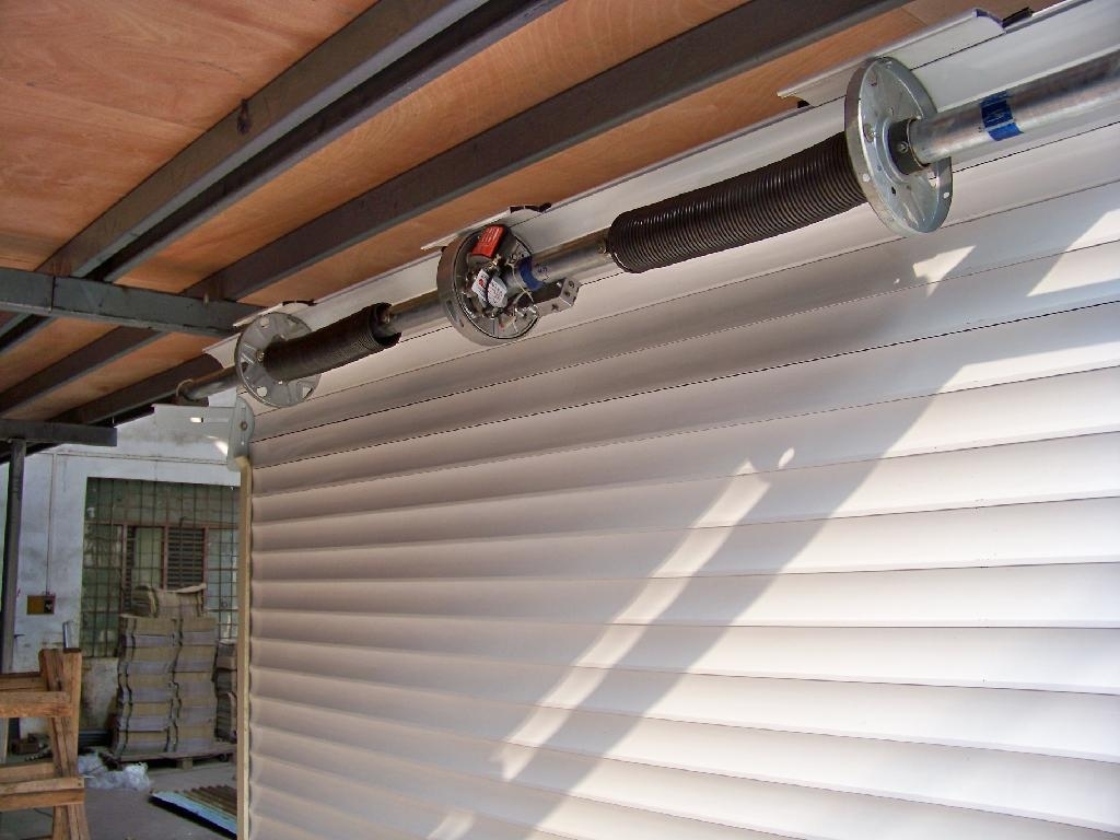 Top Notch Roller Door Motor Installation