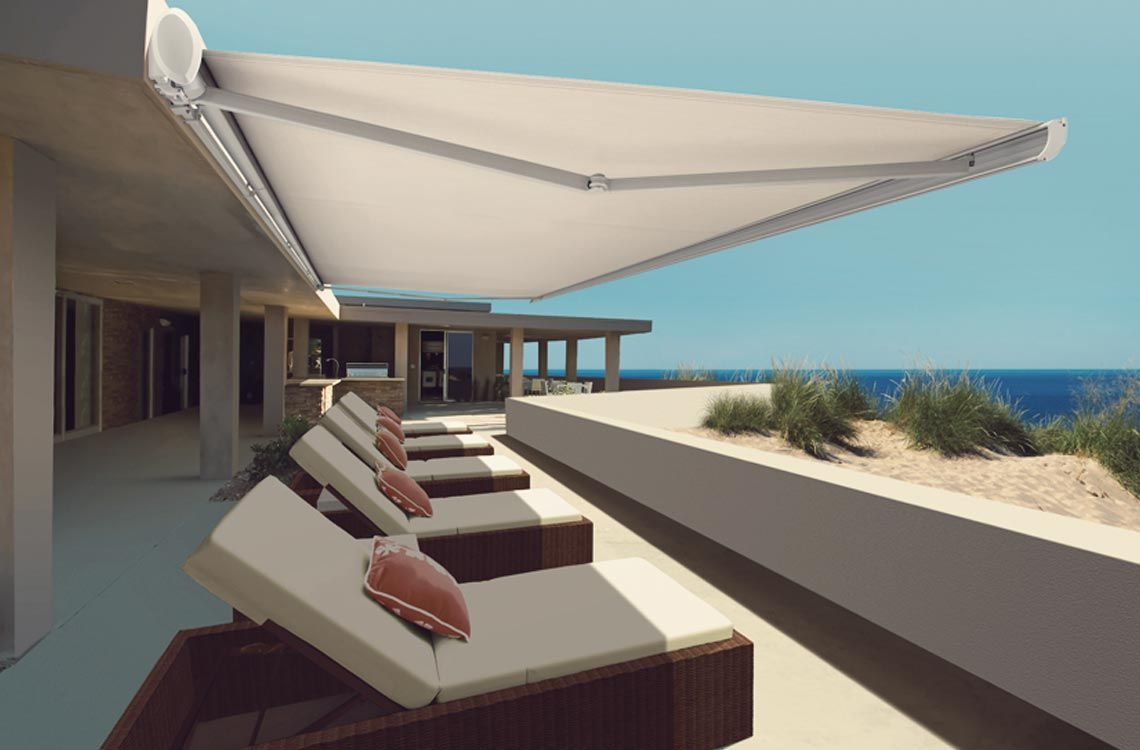 water resistant shade sail
