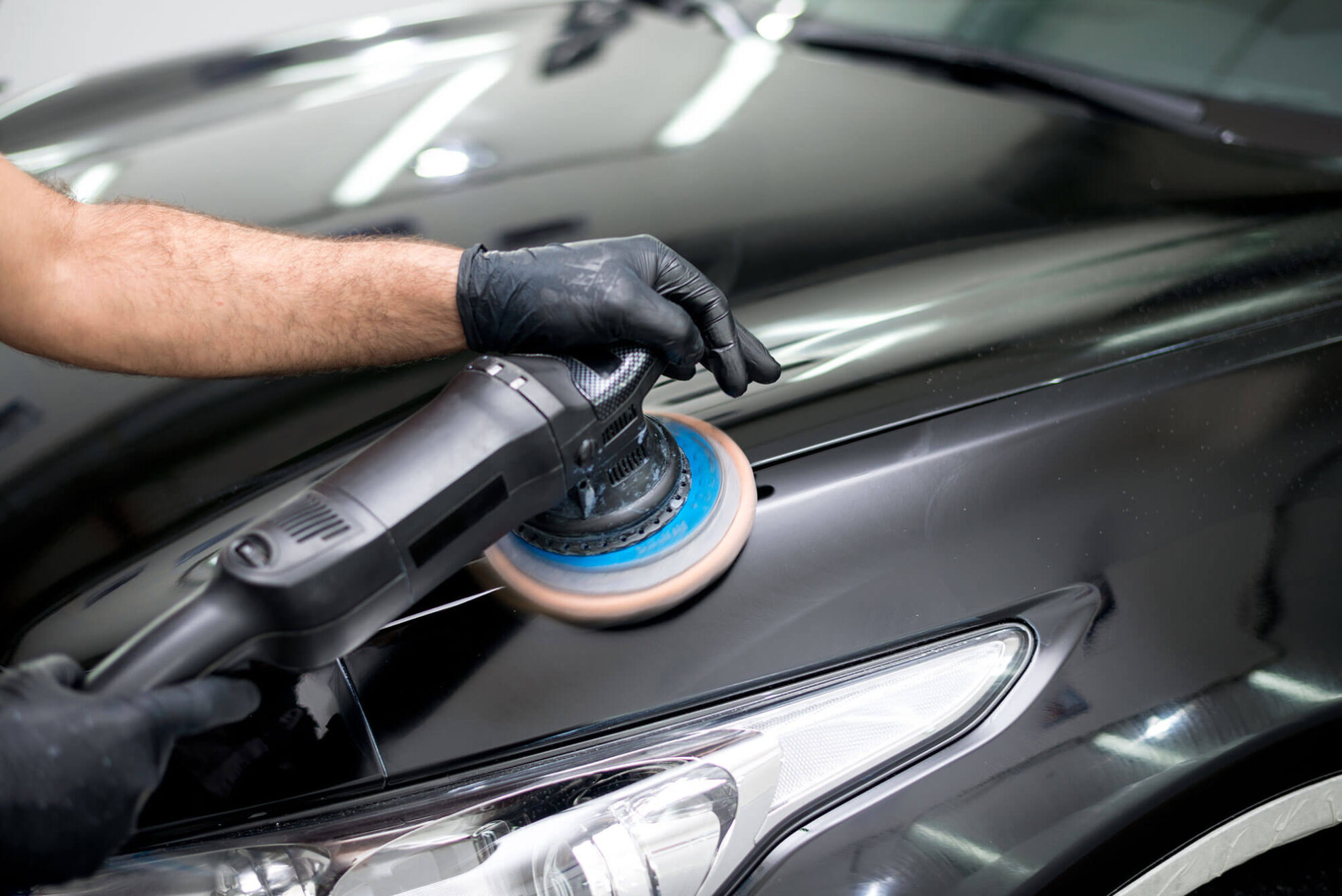 Car detailing in Hornsby