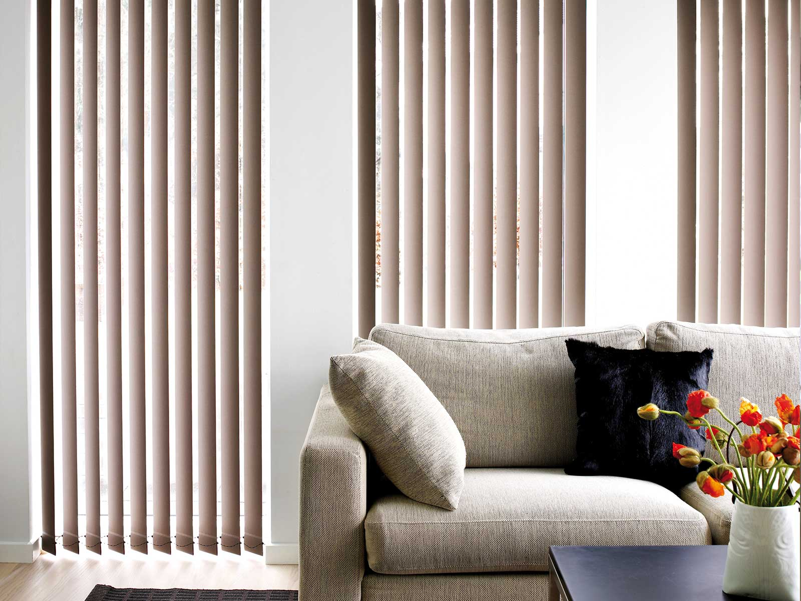 Amazing Features And Benefits Of Vertical Blinds In Blacktown