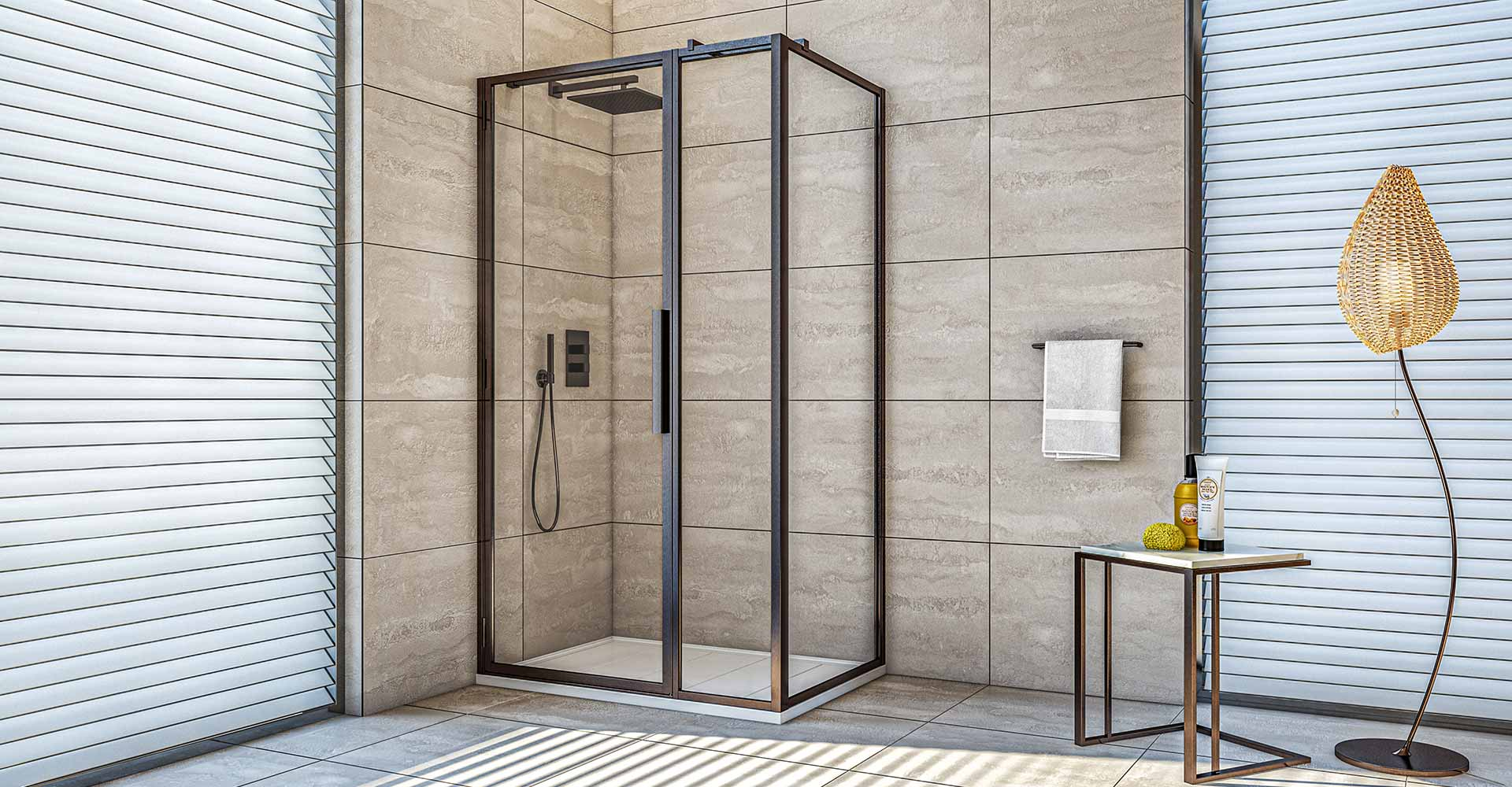 Advantages Of Frameless Shower Screens