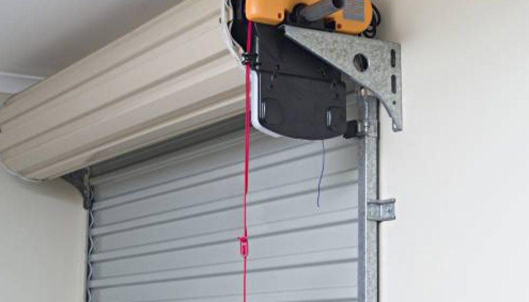 Top Benefits Of Installing Roller Door Motor